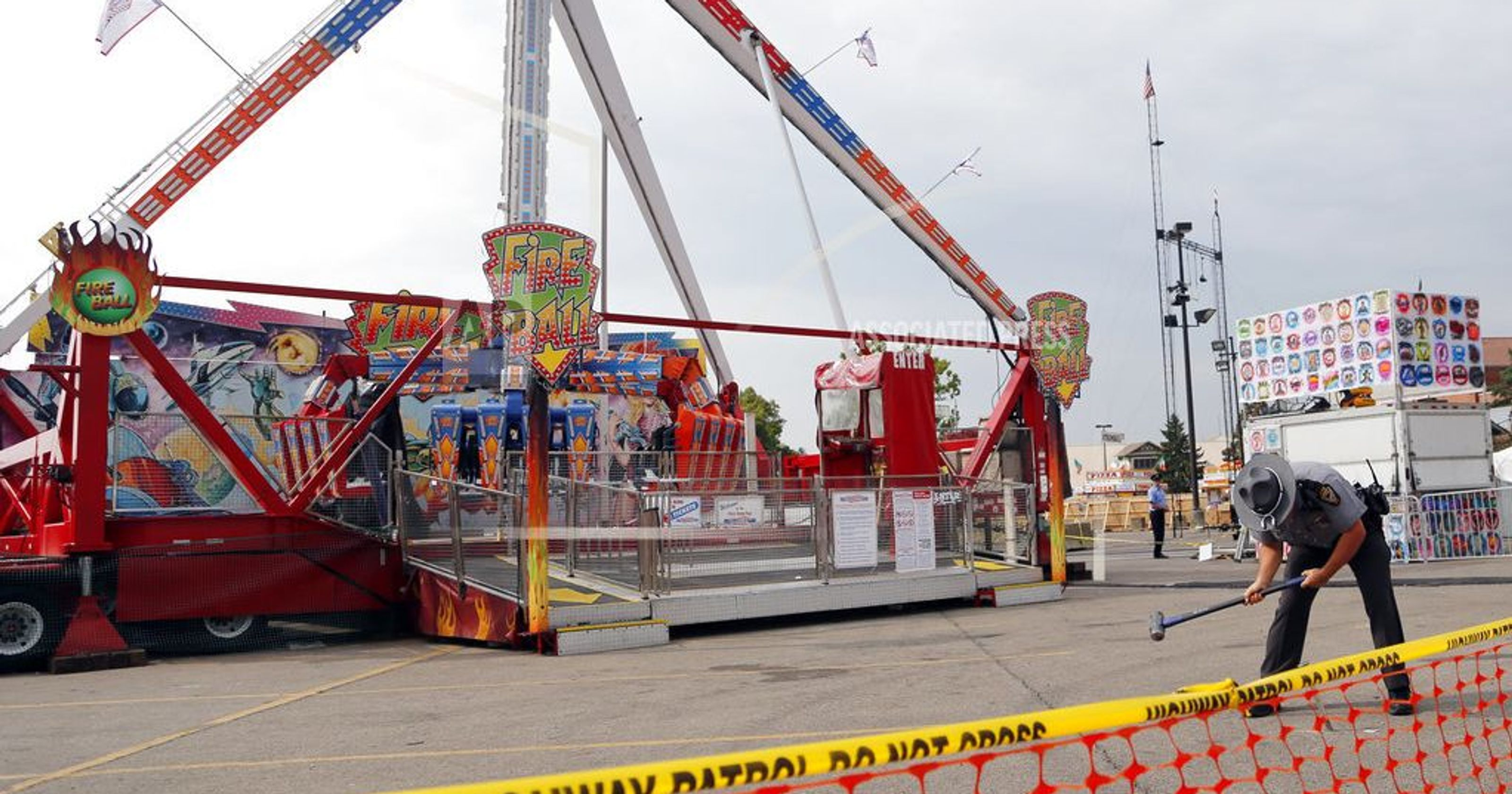 Ohio State Fair officials work to reassure visitors about safety
