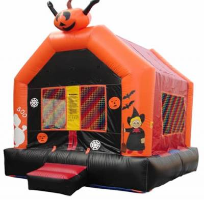 Trick or Treat isn't always about CANDY!!  Plan some fun and book a bounce house…