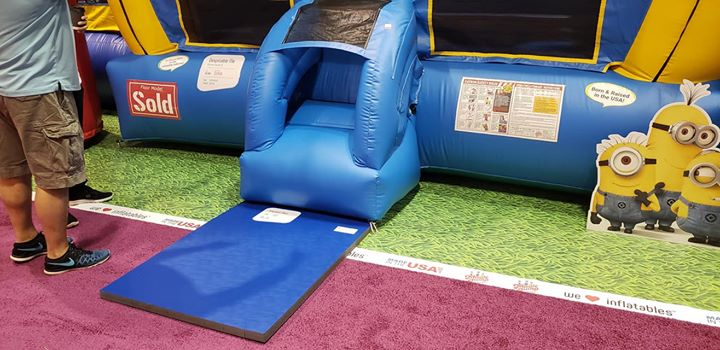 IAAPA report day 1. New ASTM standards are influencing manufacturing designs and…