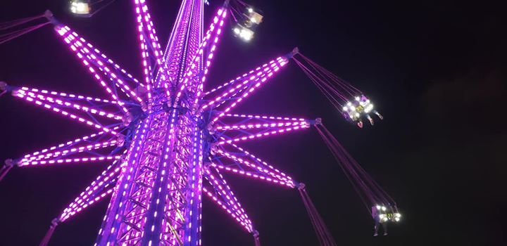 FINAL DAY OF IAAPA and All work and no play in the amusement business makes for …