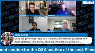 Looking for Inflatable Industry Discussion on the COVID-19 crisis.  Kevin Wiegin…
